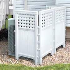 Outdoor Privacy Patio Screen Enclosure Garden Yard Deck Divider Hide AC Trash