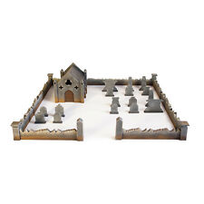 Gothic Cemetary Scenery Element 28mm Fantasy Wargaming