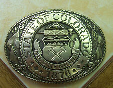 TONY LAMA GREAT STATE OF COLORADO NIL SINE NUMINE REGULAR EDITION [B]