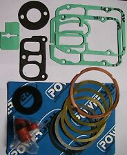 Lister-Petter LT1 Decoke/Head Gasket Set  for a 408cc air cooled engine 1974 -