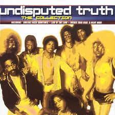 Essential Collection by The Undisputed Truth (CD, Apr-2002, Spectrum)