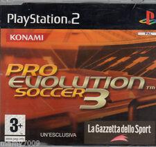 PLAYSTATION 2 PRO EVOLUTION SOCCER3 LA GAZZETTA DELLO SPORT=DEMO DEL 2003
