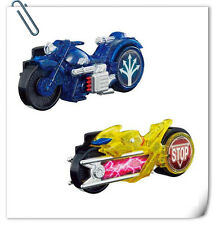 【SET OF 2】 Masked Kamen Rider Drive Mach DX Signal Bike Set BANDAI