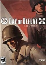 DAY OF DEFEAT rare PC Game War WWII Shooter vg