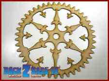 Steampunk Cogs Gears Wheel Laser Cut MDF Decorative Accessory 200mm x 3mm COG9
