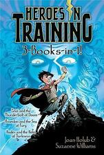 Heroes in Training: Heroes in Training 3-Books-In-1! : Zeus and the...