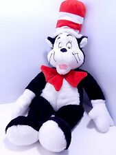 Build A Bear Dr Seuss Cat in Hat 22 inches in Excellent Pre Owned Condition