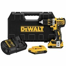 DeWALT  DCD790D2 20V MAX XR Lithium Ion Brushless Drill / Driver Kit - DCD790D2R