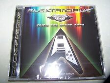 Elektradrive - Over the Space 30th Anniversary CD Classic 80's Space metal Rock