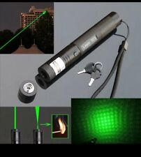 Laser 303 Haute Puissance 1mv vert Power Green Pen Pointer 532nm Stylo 5km Light