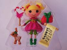 Mini Lalaloopsy Doll Holly Sleighbells with pet and play items BIN