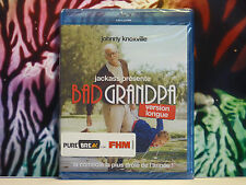 Blu Ray neuf sous blister : Film : BAD GRANDPA ... Version longue ... Hilarant !