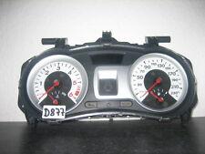 TACHIMETRO TACHOMETER Strumento Combinato Renault Clio 8200821013b anno 2008 DIESEL d877
