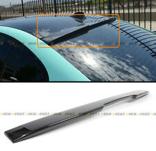 FOR 2015-2017 BMW F82 M4 COUPE REAL CARBON FIBER REAR ROOF TOP SPOILER WING