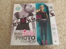 "Barbie Collector Photo Fashion T-Shirt Camera LCD Screen 12"" Doll Action Figure"