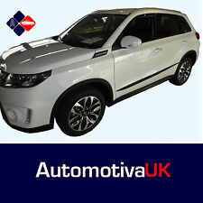 Suzuki Vitara Mk4 Rubbing Strips | Door Protectors | Side Protection Body Kit