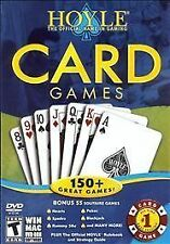 New HOYLE CARD GAMES 2008 for PC/MAC