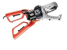 NUOVO black+decker ALLIGATOR Powered Cesoie 550 WATT CATENA SEGA POWER TOOL GARDEN