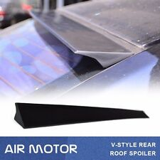Painted For Nissan Altima L31 Sedan V-Style Rear Roof Spoiler 2002-2006