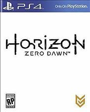 Horizon: Zero Dawn (Sony PlayStation 4, 2017) Fast Ship