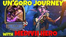 MEDIVH HERO skin and card back HEARTHSTONE -SALE-  REGION FREE INSTANT DELIVERY