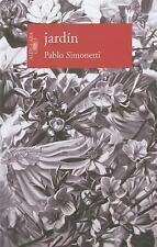 Jardín (Spanish Edition) by Simonetti, Pablo