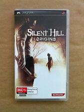 Silent Hill Origins (Sony PSP, 2007) *REGION FREE*