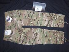 MULTICAM ACU TROUSERS LARGE-X SHORT nwt DEFENDER ARAMID USA MILITARY CAMO PANTS