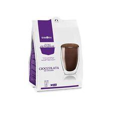 64 Cialde Capsule Cioccolato Cioccolata Gimoka Compatible Nescafè Dolce Gusto