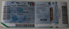 old TICKET World Cup 2014 q * Italy - Denmark in Milano