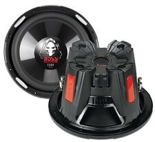 "2) New BOSS AUDIO Phantom P106DVC 10"" 4200W DVC Car Subwoofers Power Subs PAIR"