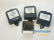 Lotus Elise S2 Switch Pack Module Repair.