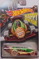 Hot Wheels 2017 HAPPY NEW YEAR Carbonator