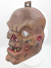 Tales From The Cryptkeeper Crypt Keeper Plastic Costume Mask 1999 Old Stock