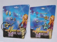 75% OFF! 10 PCS (3 sets earrings + 4 clips) HANNAH MONTANA FASHION ACCESSORIES!