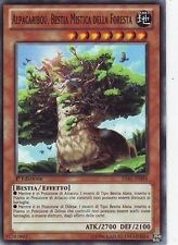 3x Alpacaribou, Bestia Mitica della Foresta YU-GI-OH! LVAL-IT095 Ita COMMON 1 Ed