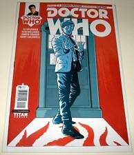 DOCTOR WHO : The ELEVENTH DOCTOR Year Two # 15 (Cover A) Titan Comic 2017  NM