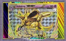 ��Nidoking Turbo - XY12:Evolutions - 46/108 - Carte Pokemon Neuve Française