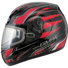 GMAX Single Lens with Holes Flip Tint for GM44/S Motorcycle Helmet