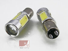 BAY15d P21/5W 7.5W HIGH POWER LED CanBus LED Stop/Tail bulbs WHITE