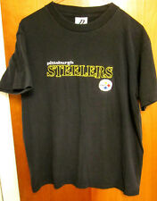 PITTSBURGH STEELERS med embroidery T shirt football tee logo Dynasty old-school