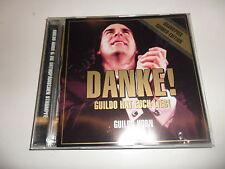 CD   Horn,Guildo &D.Orthop.Str - Danke (Grand Prix Sonderedt.)
