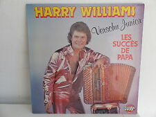 HARRY WILLIAMS Version junior Les succes de papa WH1001 MUSETTE ACCORDEON