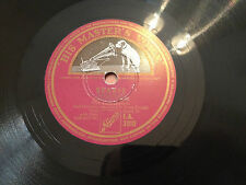 "DONALD PEERS ""Dearie""/ ""Down In The Glen""  78rpm 10"" 1950 EA3910  EXC"