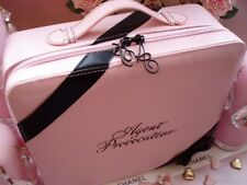 100% AUTHENTIC BEYOND RARE AGENT PROVOCATEUR BEAUTY~OVERNIGHT~TRAVEL CASE BAG
