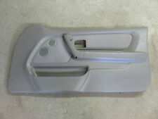 OEM BMW 318ti E36 Interior Door Panel Passenger Right Grey Gray Cloth Insert