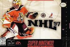 NHL 97 SNES Great Condition Fast Shipping