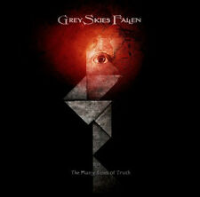 GREY SKIES FALLEN The Many Sides of Truth (CD, 2014) Progressive Death Metal NEW