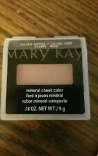 MARY KAY ~ MINERAL CHEEK COLOR ~ GOLDEN COPPER ~ .18 OZ  New in plastic case.