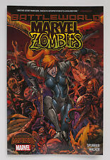 Marvel Zombies Battleworld Secret Wars Marvel Graphic Novel Comic Book